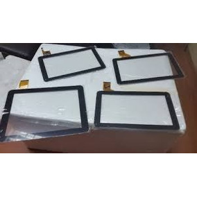 Mica Tactil Para Tablets 7 Pulgadas