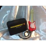 Adornos De Torta Personalizados ( Guitarra Música Rock)