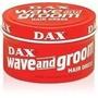 Dax Cera Vermelha Modeladora Dax Wave And Groom 99 Gramas
