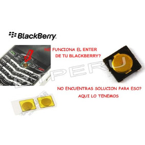 Membrana Dorada Dome Blackberry 8310 8320 Sensor Trackball