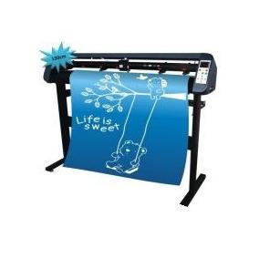 Plotter De Recorte Digital C/ Laser Contorno 130cm Vinil