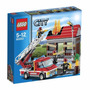 Lego City 60003 Camion Bomberos Llamada Emergencia Incendio