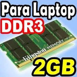 Notebook Ddr3 2gb Pc 1066 Van Siempre Centro Coyote