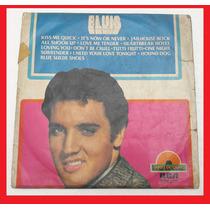 Vinil Elvis Presley Disco De Ouro = Loucoporvinil