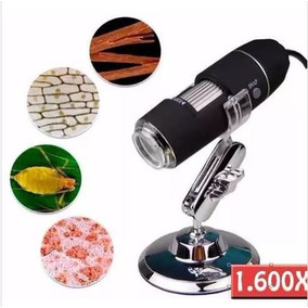 Microscópio Digital Usb 1600x Hd Pronta Entrega