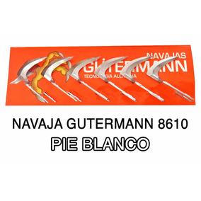 Navaja Gallo Pelea Pie Bco Mod 8610 Gutermann Envio Gratis