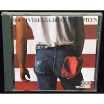 Bruce Springsteen Born In The Usa Cd 1a Ed 1984 Made U.s.a.