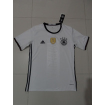 Jersey Adidas De La Seleccion De Alemania De Local 2016