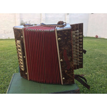 Acordeon Premier Antiguo + Estuche