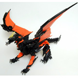 Figura Convertible Transformers Super Dragon 32 Cm