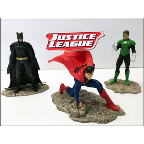 Muñecos Liga De La Justicia