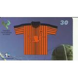 Camisa Ibis Sport Club Cartão Telefônico Ano 2000