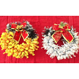 Presente De Natal - Guirlandas De Bala - Decoração Natalina