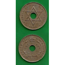 Grr-moneda De Nigeria 1 Penny 1908 - British West Africa