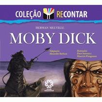 Coleção Recontar Livro Moby Dick