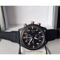 Relógio Máq Eta Modelo Iwc Pilot´s Top Gun