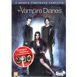 Dvd The Vampire Diaries Love Sucks 4temporada Completa-orig