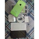 Iphone 5c Anatel 4g Completo Vendo Ou Troco !!