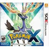 Juego Pokemon X 3ds Para Nintendo 3ds Nuevo Fisico