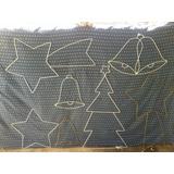 Pinos-estrella-estrella Fugaz-campanas-navidad Hierro