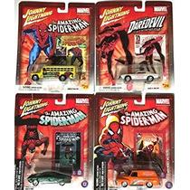 Juguete Daredevil, Autobús Escolar Amarillo Spider-man Marv
