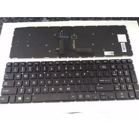 Teclado Para Laptop Toshiba S55-b, P55-b, L55-b Led Nuevo