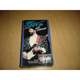 Eric Clapton And Friends Vhs Argentina Phil Collins East