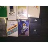Diferentes Marquillas De Cigarrillos