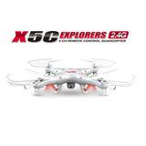 Dron Syma X5c Camara+microsd 4gb+2 Baterias ¡promo! -30%!