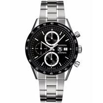 Reloj De Lujo Tag Heuer Carrera Calibre 16 Automatic Nuevo