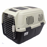 Jaula Transporte Grande Para Perros - Alto 61 Cms