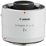 Canon Ef Teleobjetivo 2.0x Iii Extender Para Lentes Canon S