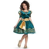 Mérida Disfraz Clásico Disney Princess Brave De Disney W63