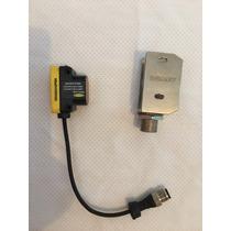 Sensor Foto Electrico Banner Qs30edvqpma Plc Hmi