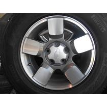 04 Rodas S10 Executive 2009/10 Aro 16 X 7 5x120 Et50 Gd Nova
