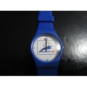 Reloj De Pulsera Mundial De Fut Bol Francia.¡ojo Coleccionis