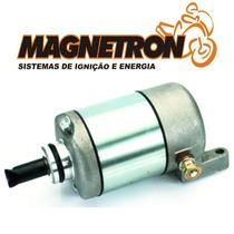 Motor De Partida Magnetron Cbx250 Twister/xr250 Tornado