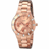 Reloj Guess U13013l1 Para Dama 100% Original