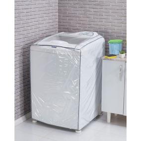 Capa Para Máquina De Lavar Roupas Em Pvc Tamanho M