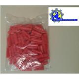 Ramplug Plástico Rojo 3/16 100 Unidades Korclass