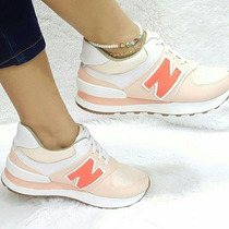 Zapato Colombiano New Balance, Deportivos Casuales