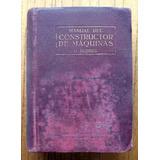 Manual Del Constructor De Máquinas - Tomo 1, Dubbel, Labor