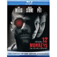Blu-ray 12 Monkeys / Doce Monos