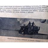 Revista Del Suboficial Feb 1945 Ejèrcito Argentino
