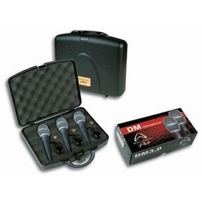 Wharfedale Pro Dm-3.0 Micrófono Dinámico Precio Unidad