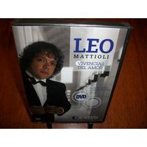 Leo Mattioli En Vivo Teatro Opera Dvd Original Nuevo