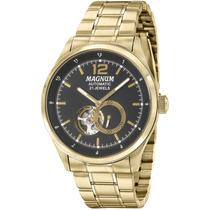 Relógio Magnum Automático Masculino Ma33906u