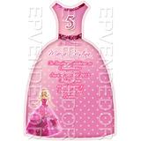 Tarjetas De Invitacion Barbie Princesa - Epvendedor