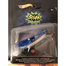 Batboat Batman 1/50 Classic Tv -batilancha-