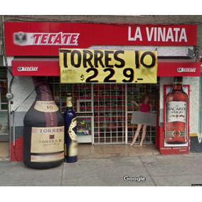 Torres 10 Botella Inflable 3mts,